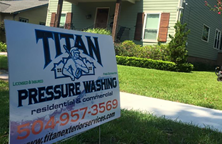Titan Exterior Services Lakeview Pressure Washing